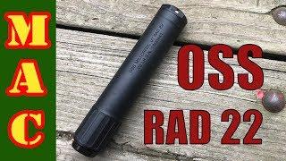 OSS RAD 22 Meter Testing!
