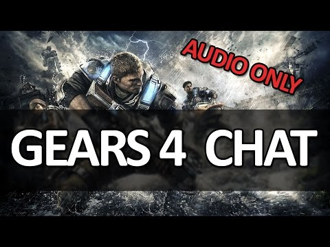 Gears Of War 4 Chat