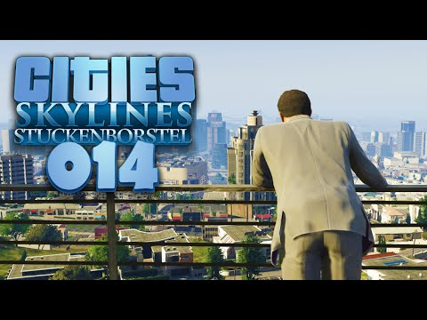 CITIES: SKYLINES [S01E14] - Frische Mods & Besuch in Los Santos