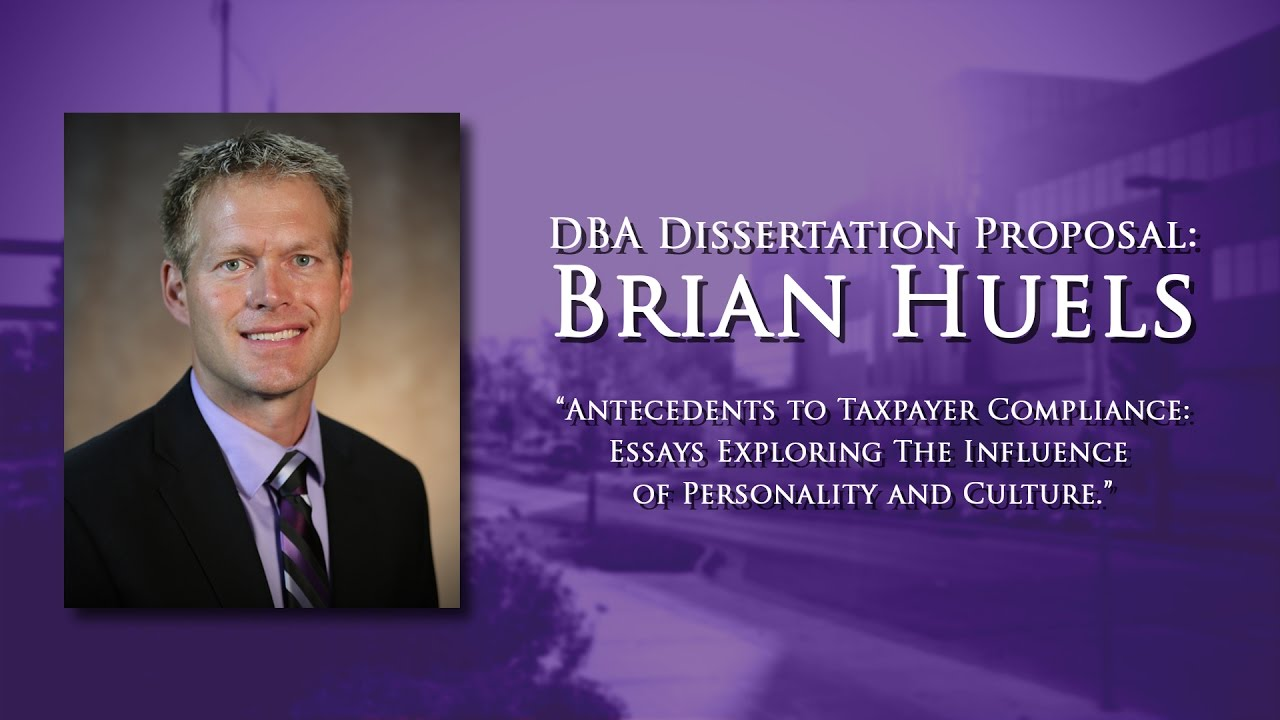 DBA Dissertation Proposal Brian Huels YouTube Maxresdefault Watch?vnDjDcKnc A