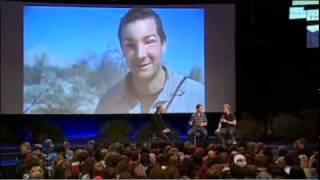 YouTube - Bear Grylls Interview plus Q with Hillsong Australia (Part 1).flv