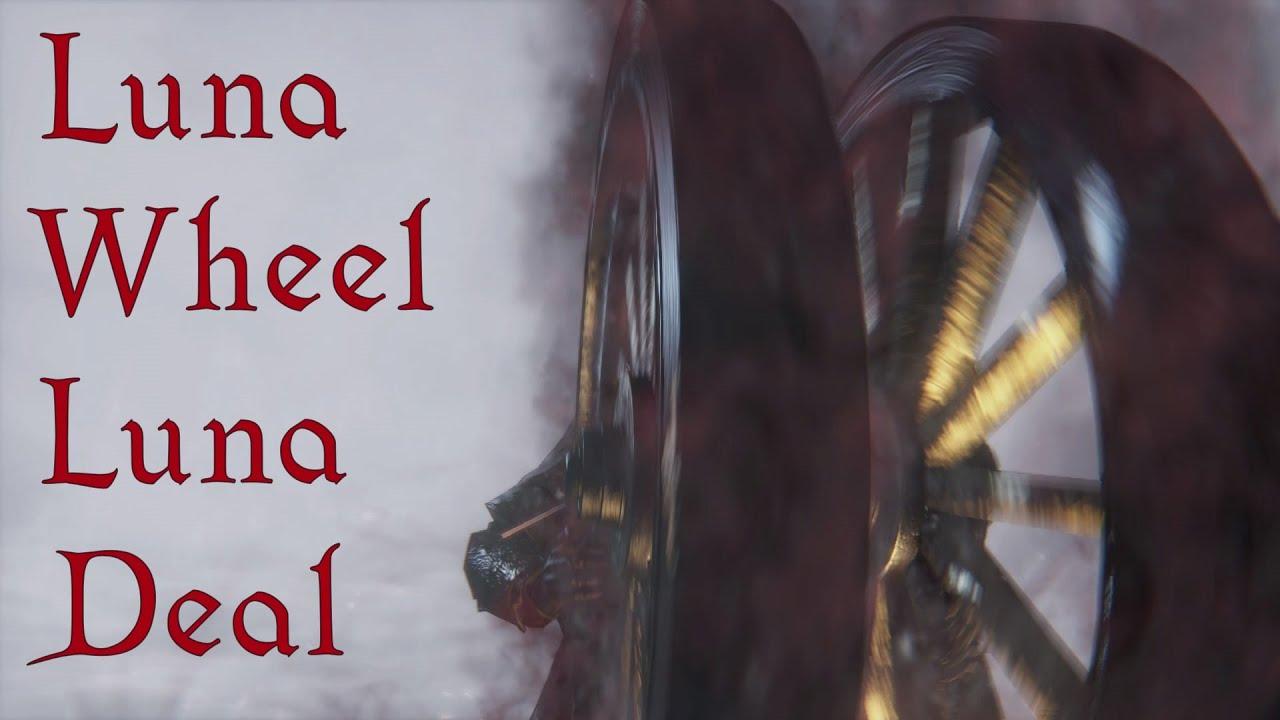 Logarius Wheel Blunt Nourishing Bloodborne Pvp Youtube Who is the best of bloodborne's baddest bosses? youtube