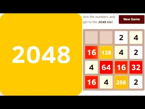 2048 - The Number Game