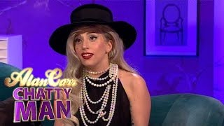Fashion/Music queen Lady Gaga joins Alan in the studio to talk abou...