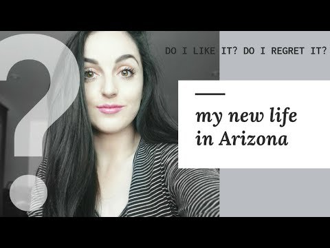 MY HONEST THOUGHTS ABOUT LIVING IN ARIZONA.