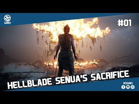 Hellblade Senua's Sacrifice #01 - Ez őrület?! /Magyar Felirat/