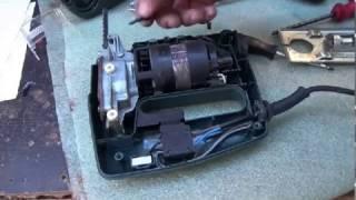 ОБЗОР  электро лобзик. BLACK & DECKER  370w