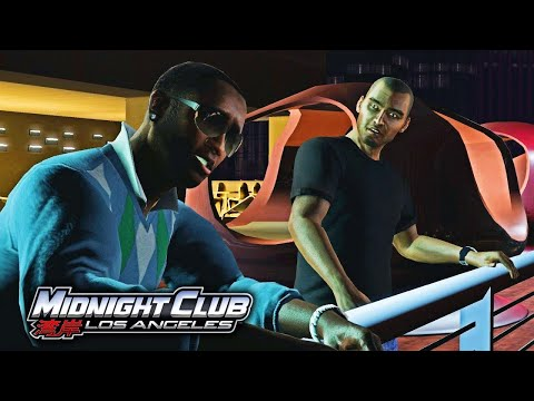 Midnight Club: Los Angeles - ENDING - The City Champ