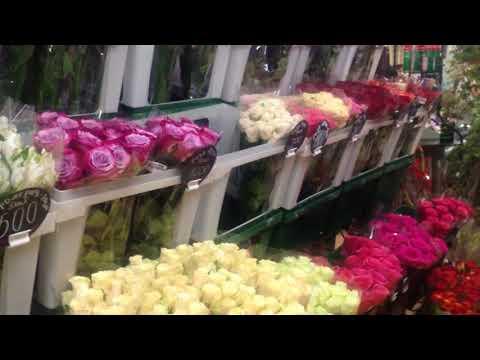 Сколько стоит букет цветов в центре Москвы? Три категории. Самый дорогой букет!