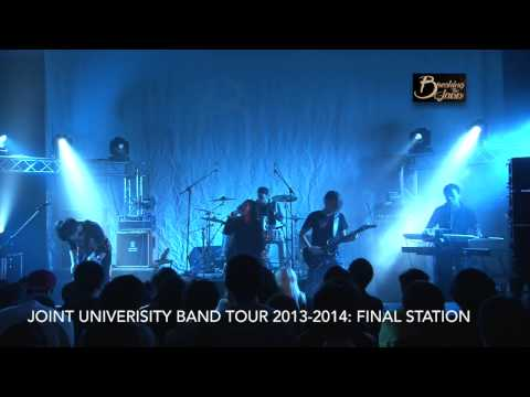 Breaking the Glass - 4. 時間與韆鞦 (LIVE @ JUBA Joint University Band Tour 2013-2014 Final Station)
