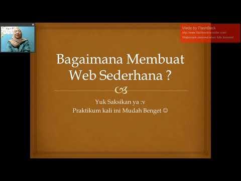 Tutorial Edukasi Web Programming 1