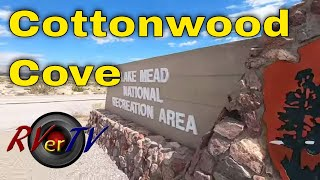 Cottonwood Cove Marina - Campground - Lake Mohave Recreation Area