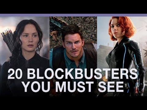20 biggest blockbusters of 2015