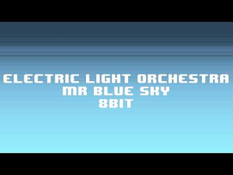 Mr Blue Sky - ELO - 8-BIT Remix