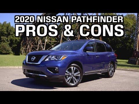 3-Row Midsize SUV: 2020 Nissan Pathfinder