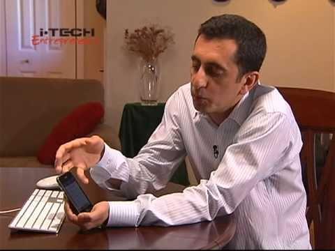 i-Tech Entrepreneurs: Equiom - Bassam Saliba