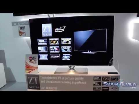 Panasonic ZT60 Series Plasma TVs | Best of CES 2013 | TC-P60ZT60  TC-P65ZT60 Reviews
