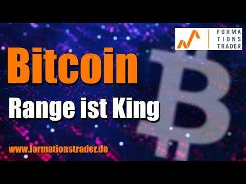 Bitcoin: Range ist King