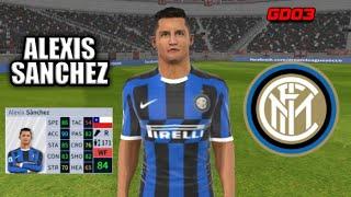 Alexis Sánchez • Skills & Goals • Dream League Soccer 2019 • GamerDude03