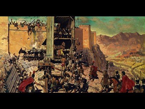 L'assedio di Masada. Così i romani conquistarono la fortezza degli ebrei