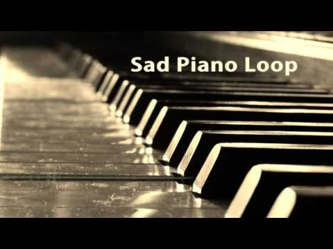 Sad Piano Loop - Cinematic Romantic Background Music - YouTube