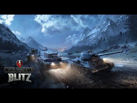 WoT Blitz - Работа над ошибками и рисуем статистику - World of Tanks Blitz (WoTB) thumbnail