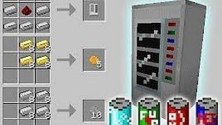 обзор модов часть 6 торговые автоматы(вот сылка на мод http://www.planetminecraft.com/mod/vending-machine-mod/, 2014-03-17T17:23:42.000Z)