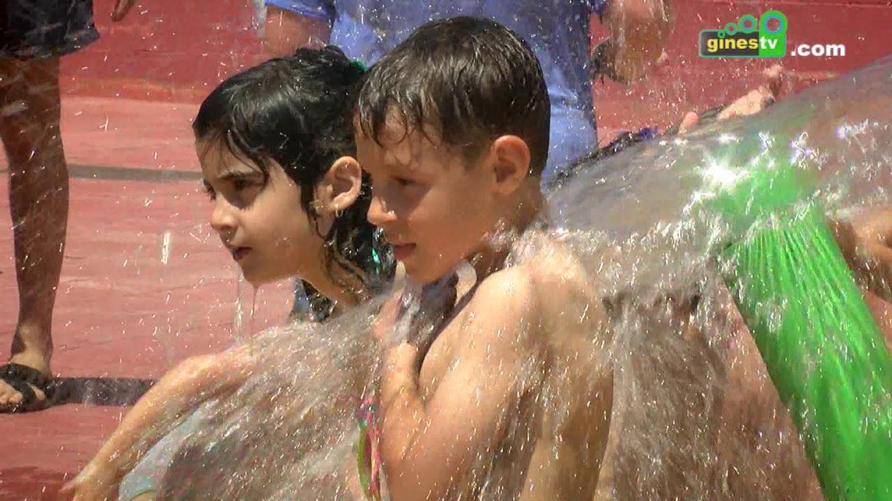 Los Juegos Acuáticos del Parque Municipal arrancan nueva temporada el jueves 30 de mayo