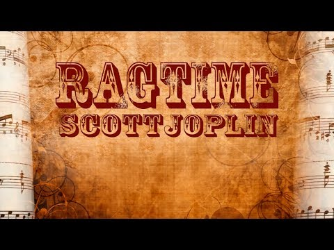 Scott Joplin - Ragtime (Full Album)