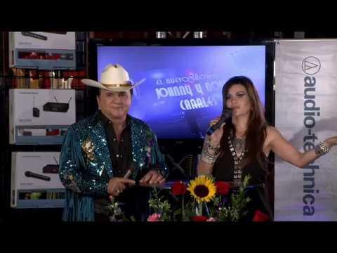El Nuevo Show de Johnny y Nora Canales (Episode 3.1)- Trio Palenque