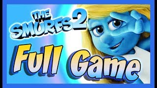 The Smurfs 2 FULL GAME Movie Longplay (PS3, X360, Wii)
