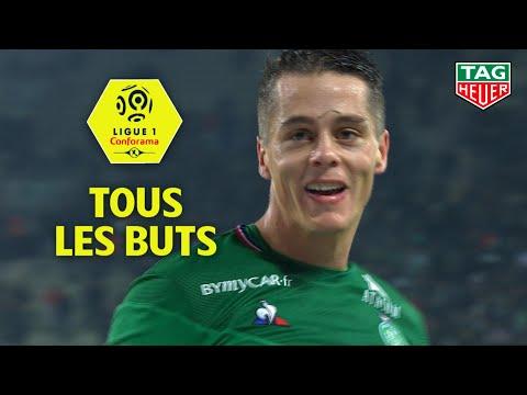 Tous Les Buts De La 16ème Journée - Ligue 1 Conforama / 2019-20