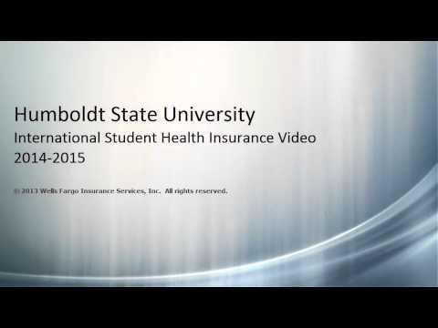 HSU International Student Health Insurance 2014-2015