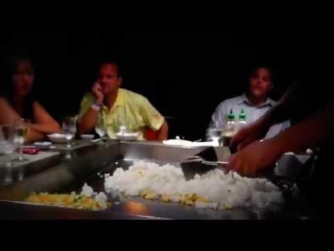 Ocean Coral & Turquesa H10- Japanese à la carte Restaurant