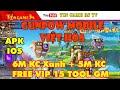 Game Mobile Private| GunPow Việt Hóa Free 6M Kim Cương Xanh| 5M KC Hồng Vip 15| Tool GM | Tingame3s