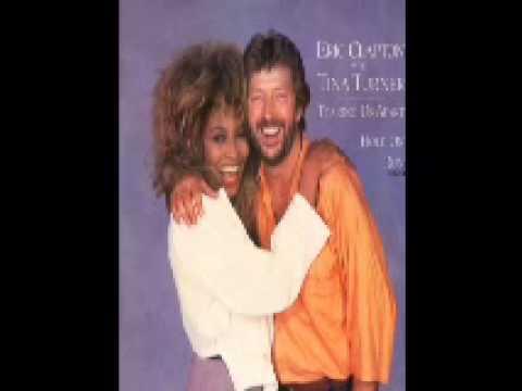 Tearing Us Apart ♪ Eric Clapton & Tina Turner