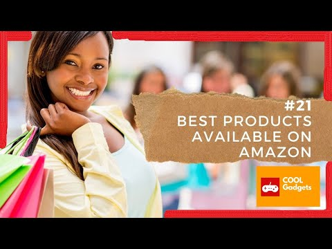 [the-21-best-products-available-on-amazon-|-best-seller-gadgets]