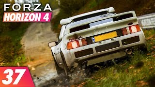 Forza Horizon 4 | Walkthrough Part 37: BRITISH RACING GREEN (2/3)