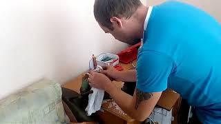 Вакууматор из холодильного компрессора
