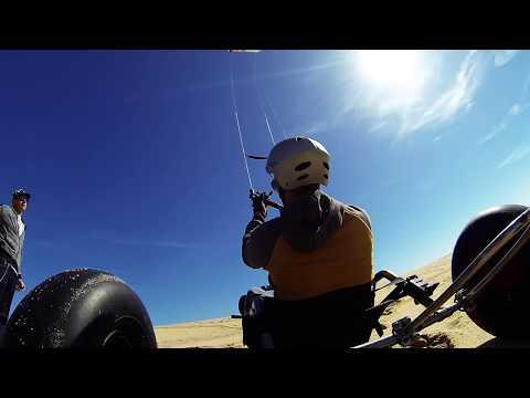 Vento radical - Kite Buggy - 10 09 2017