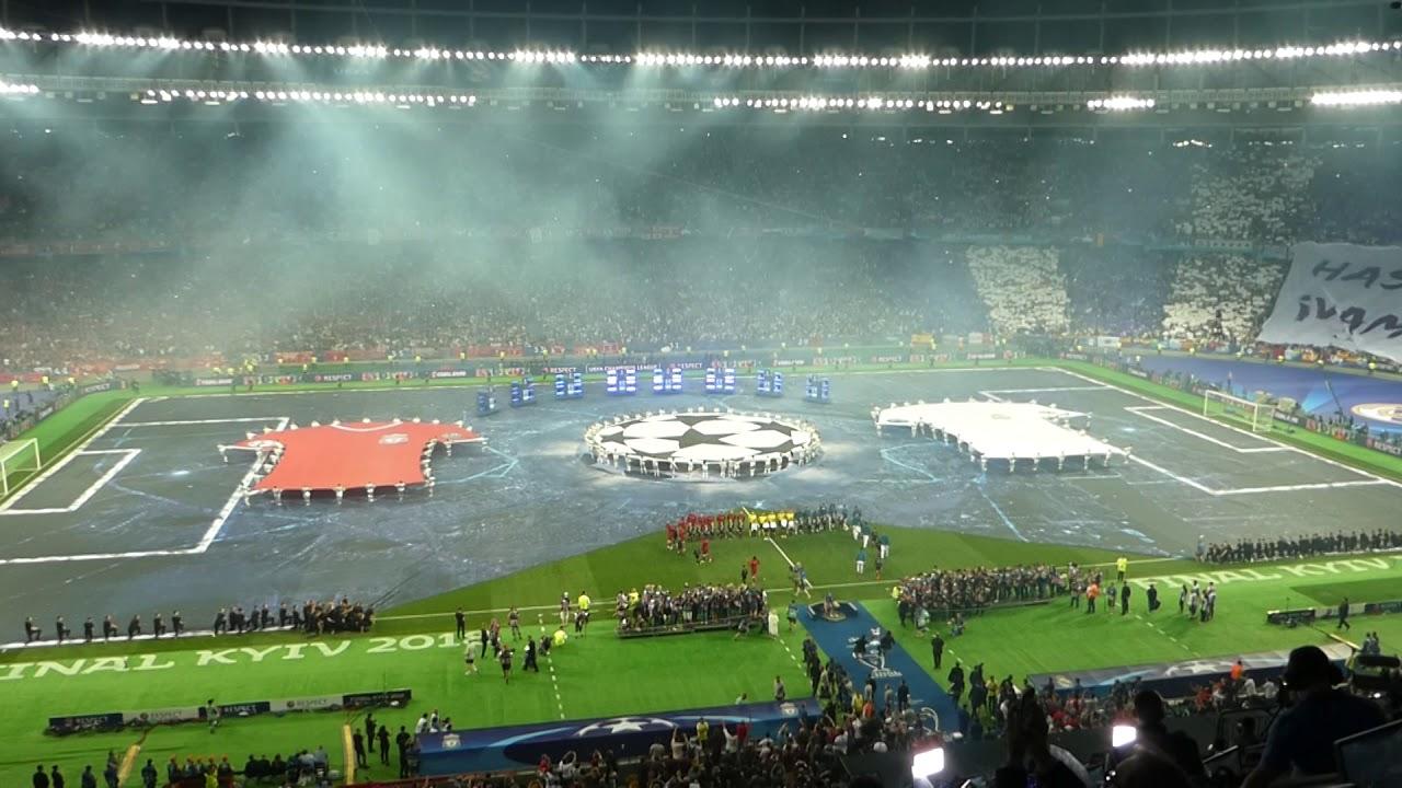 26/05/18 - Real Madrid CF 3-1 Liverpool FC - Champions League Anthem (1080p HD)