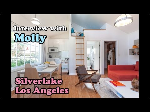 Shampoo and Booze Episode 21: Interview with Molly, Airbnb Host in Silverlake, Los Angeles
