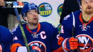 New York Rangers VS New York Islanders  14-01-2016 FULL