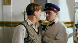 Анонс сериала «Орлова и Александров» на телеканале «Новый век».