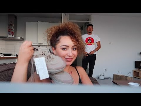 MY NEW FAVE SHOES & VEEL BLOTE BENEN? -  Myriam Ahmadi vlog 316