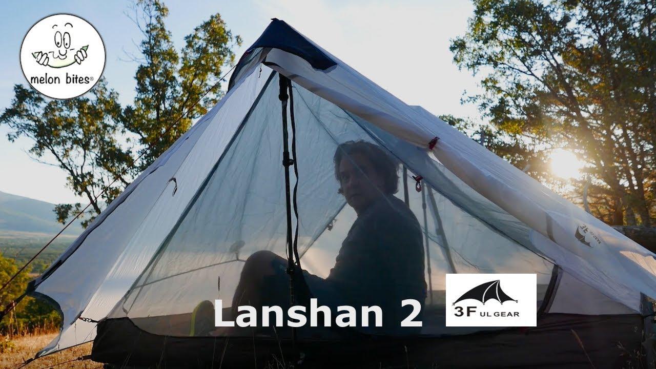 3f ul gear lanshan 2 of de pro? | Hiking site.nl prikbord