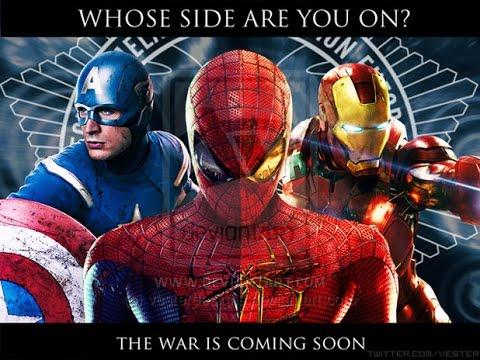 marvel civil war 7 pdf