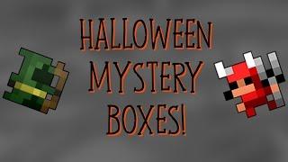 Halloween skin box! ROTMG