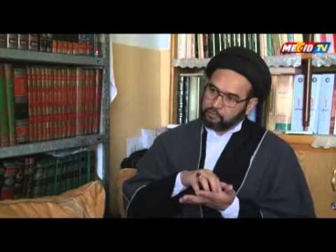 M  Ali With Allama Syed Hashim Part 3