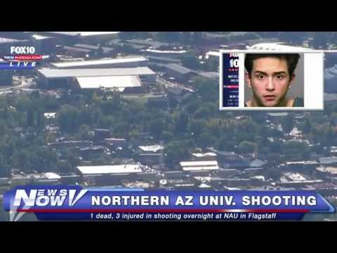 FNN: Continuous Coverage of Shooting at Northern Arizona University That Left 1 Dead, 3 Injured